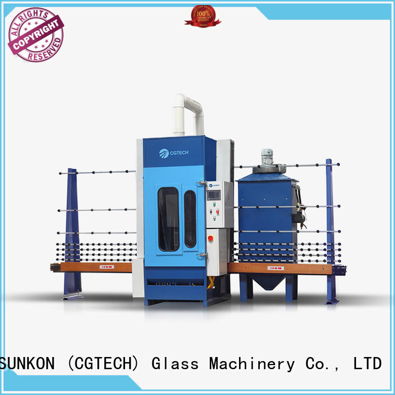 reliableautomatic glass sandblasting machine machine manufacturerfor commercial