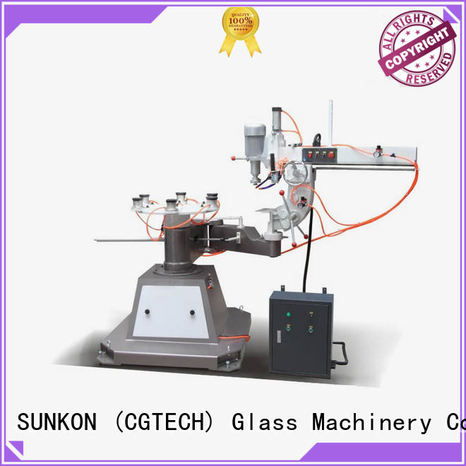 SUNKON professional glass shape edger factory for industry