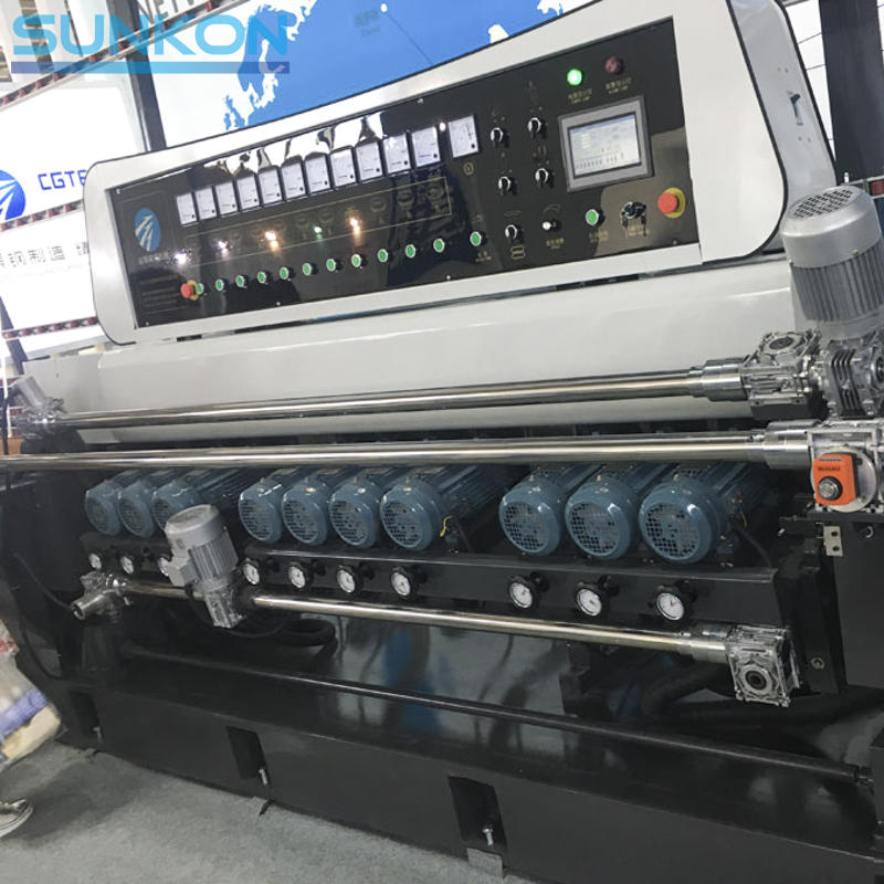 CGX361SJ Glass Beveling Machine With Lifting Function