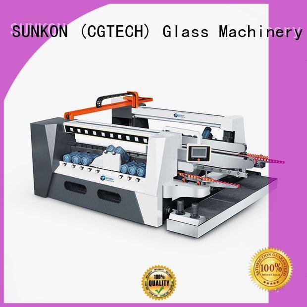 Hot double glazing glass machine machine highspeed double SUNKON Brand