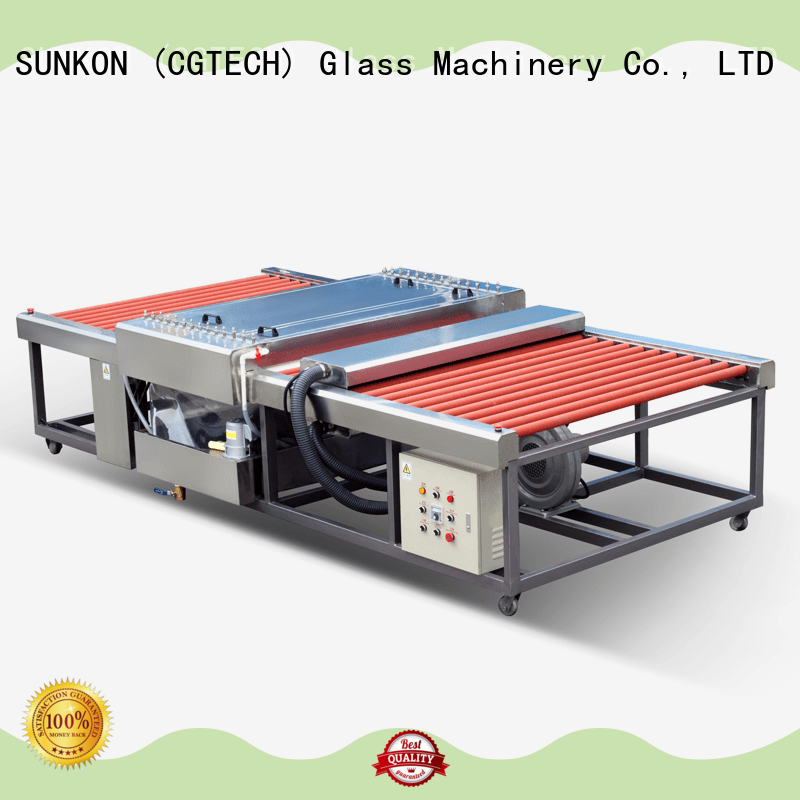 SUNKON excellent washing machine glass 2500 for plant