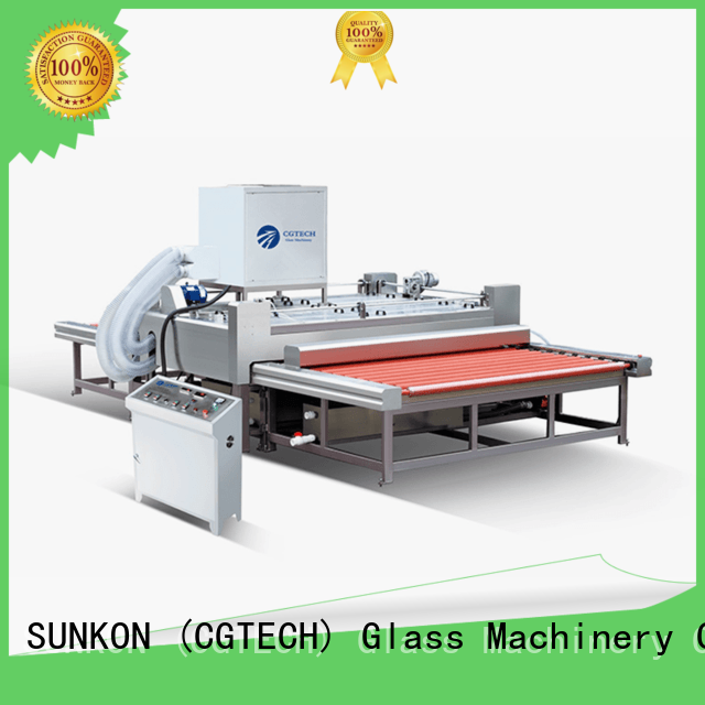 approved glass washing machine manufacturers customized for plant SUNKON