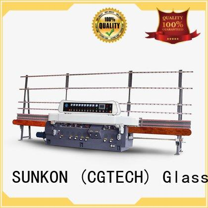 flat straight line edger machine digital SUNKON