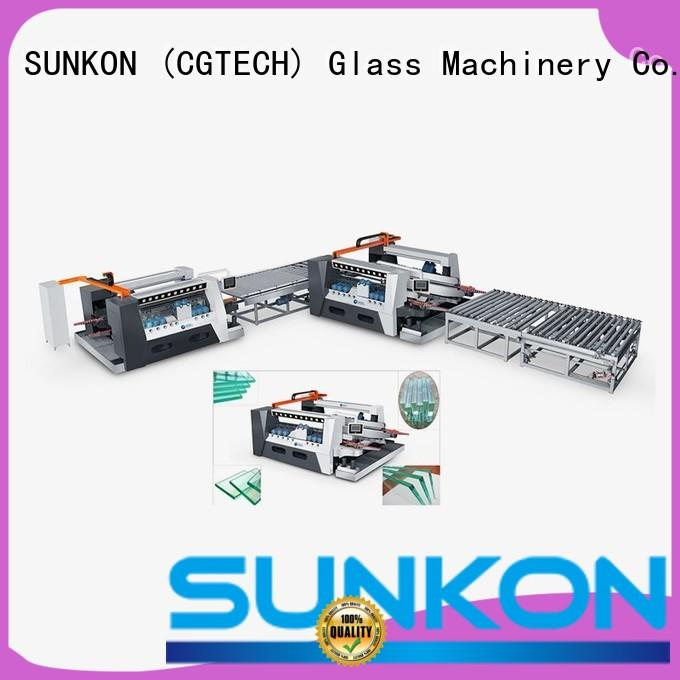 SUNKON Brand double highspeed machine custom double glazing glass machine