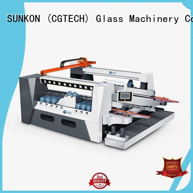 SUNKON elegant glass double edging machine inquire now for plant