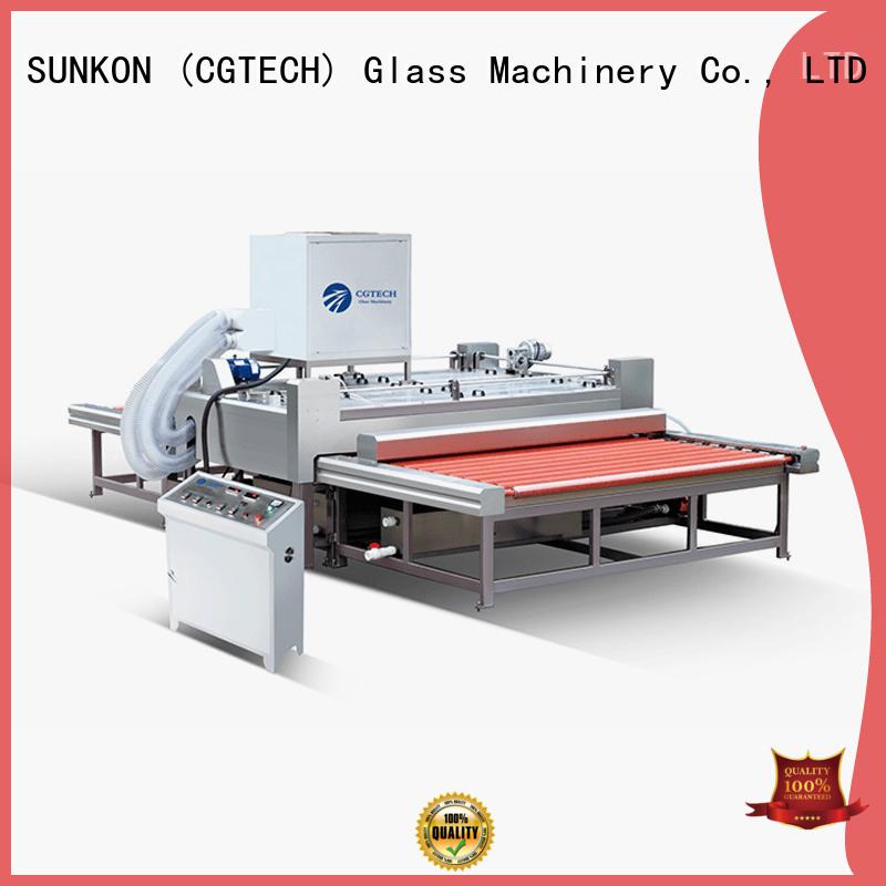 machine washing glass SUNKON Brand glass top washing machine supplier