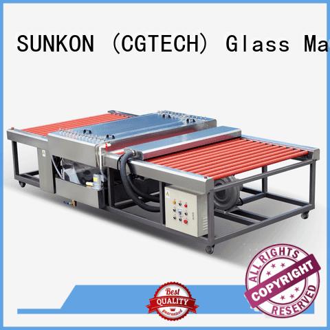 Hot glass washing machine manufacturers machine glass top washing machine glass SUNKON