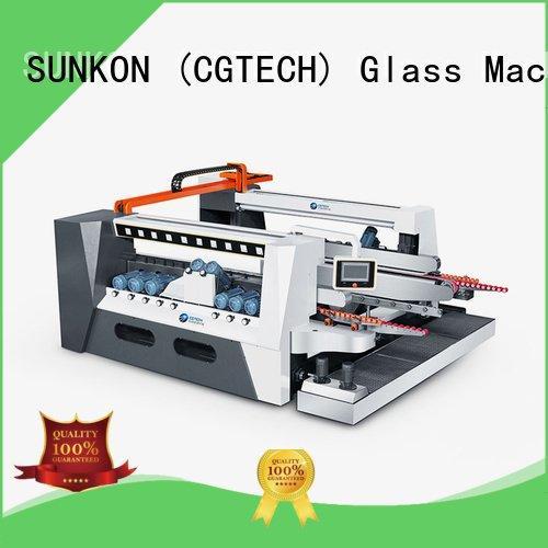 OEM double glazing glass machine double smart machine glass double edging machine