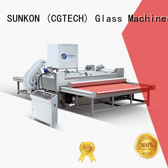 Hot glass washing machine manufacturers washing glass machine SUNKON Brand