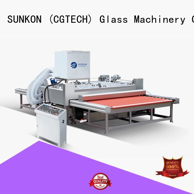 SUNKON glass washing glass machine from China for plant