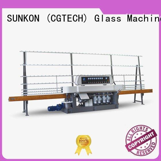 SUNKON Brand machine grinding line straight line edger digital