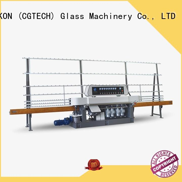 practical straight line edging machine customized for commercial