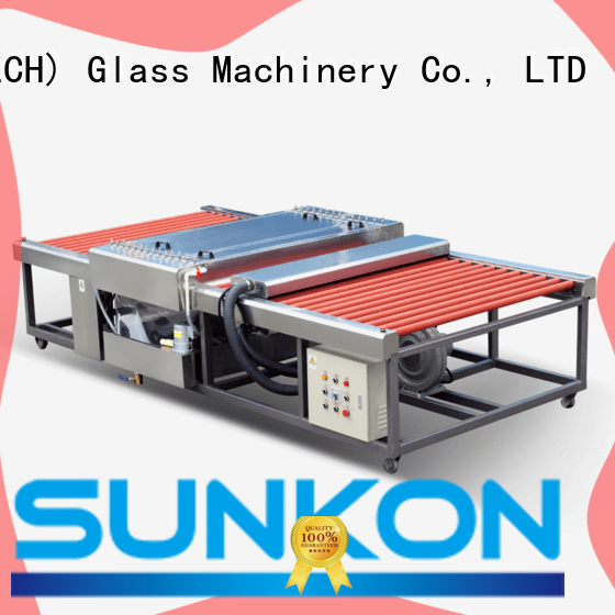 approved glass cleaning machinewashing series for plant
