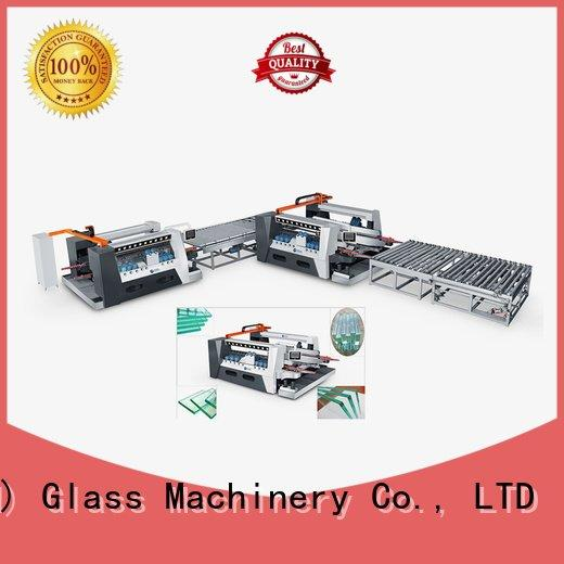 SUNKON glass double edging machine straight edging highspeed double
