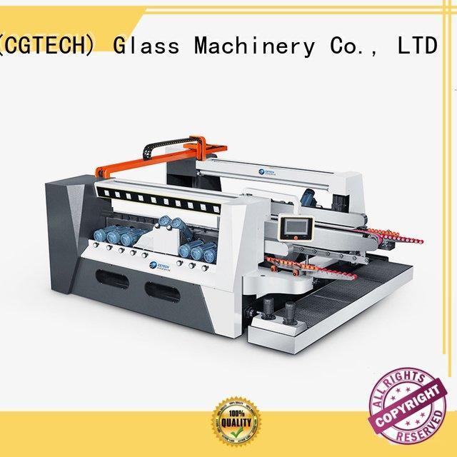 double glazing glass machine edging glass double edging machine SUNKON Brand