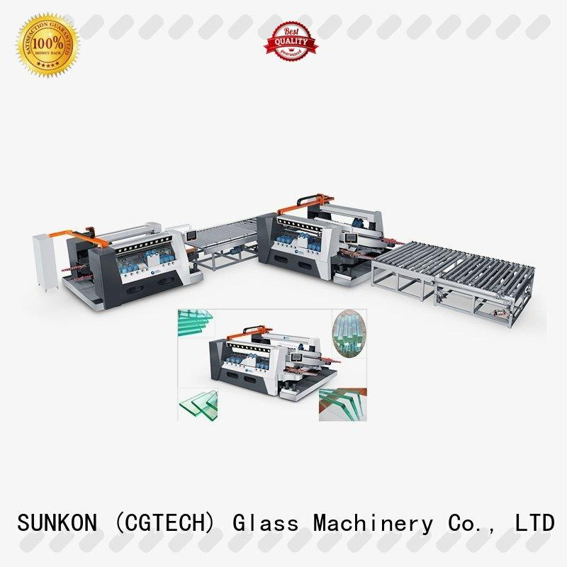 SUNKON double double edger factory for plant