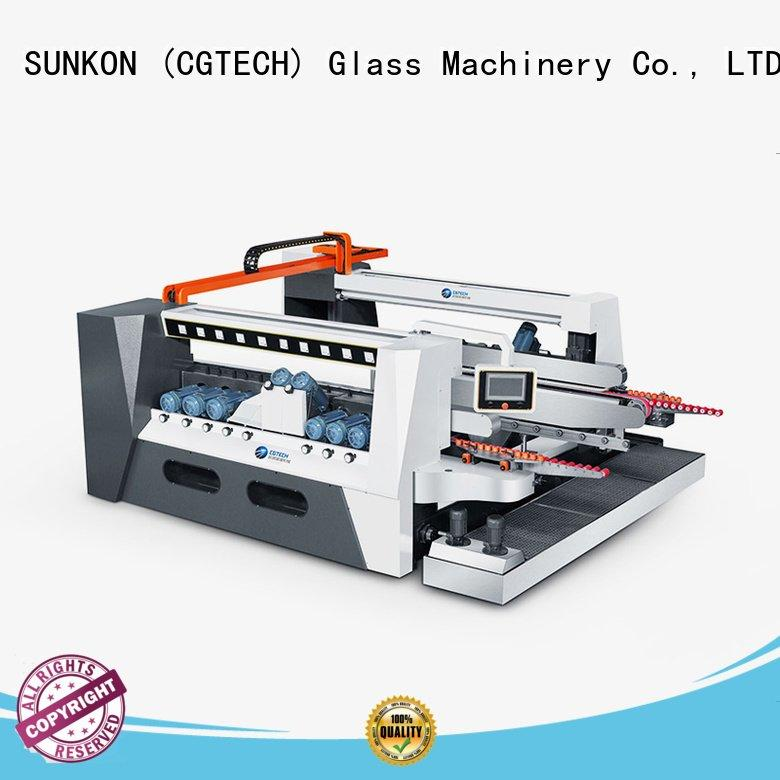 machine straight highspeed SUNKON double glazing glass machine