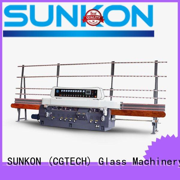 SUNKON Brand machine grinding straight line edger line display