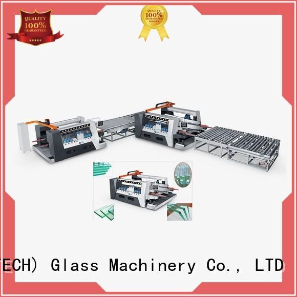 Wholesale line smart glass double edging machine SUNKON Brand