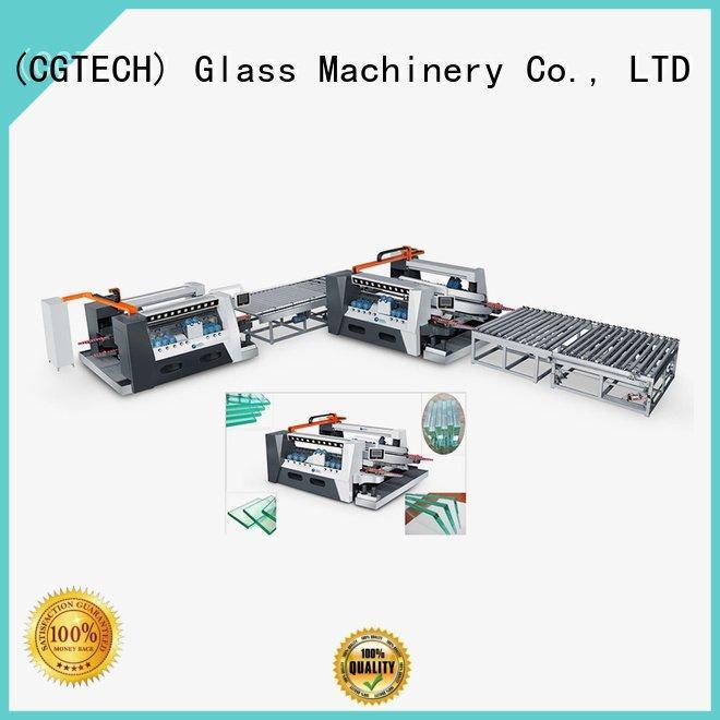 SUNKON Brand edging smart straight double glazing glass machine