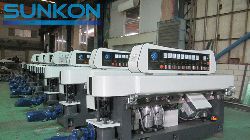 Chen Steel Direct Side Machine Connecting Video