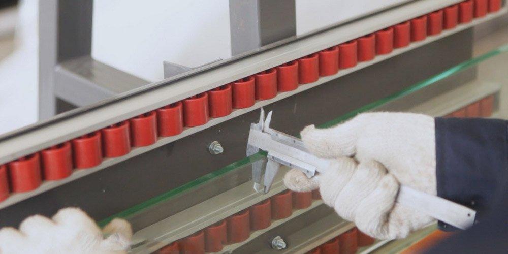 Glass Edging Machine Operation Video