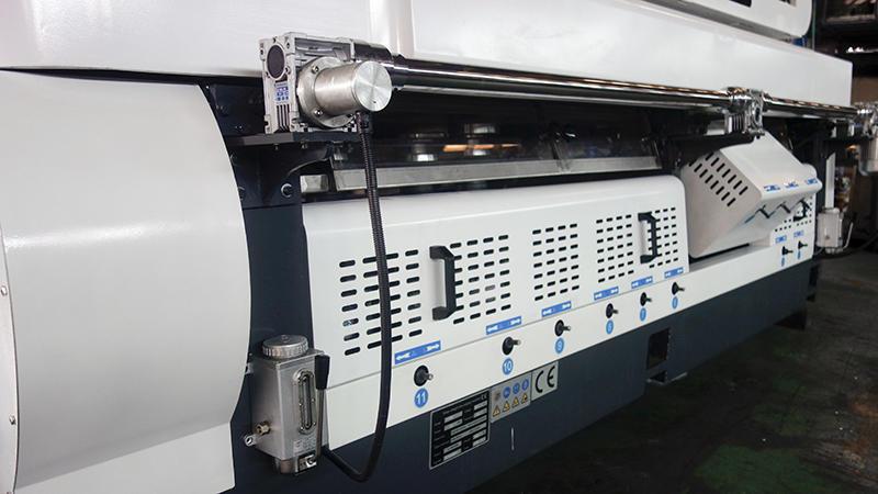 CGZ11325 11 Motors Flat Glass Straight Line Grinding Machine