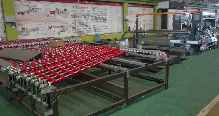 CGSZ2042 Straight Line Double Edging Machine