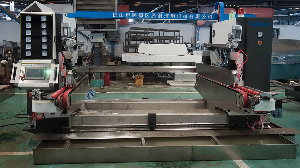 CGSZH1225 High-Speed Smart Double Edging Production Line