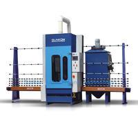 Cgps-2500p Auto-Glass Sandblasting Machine