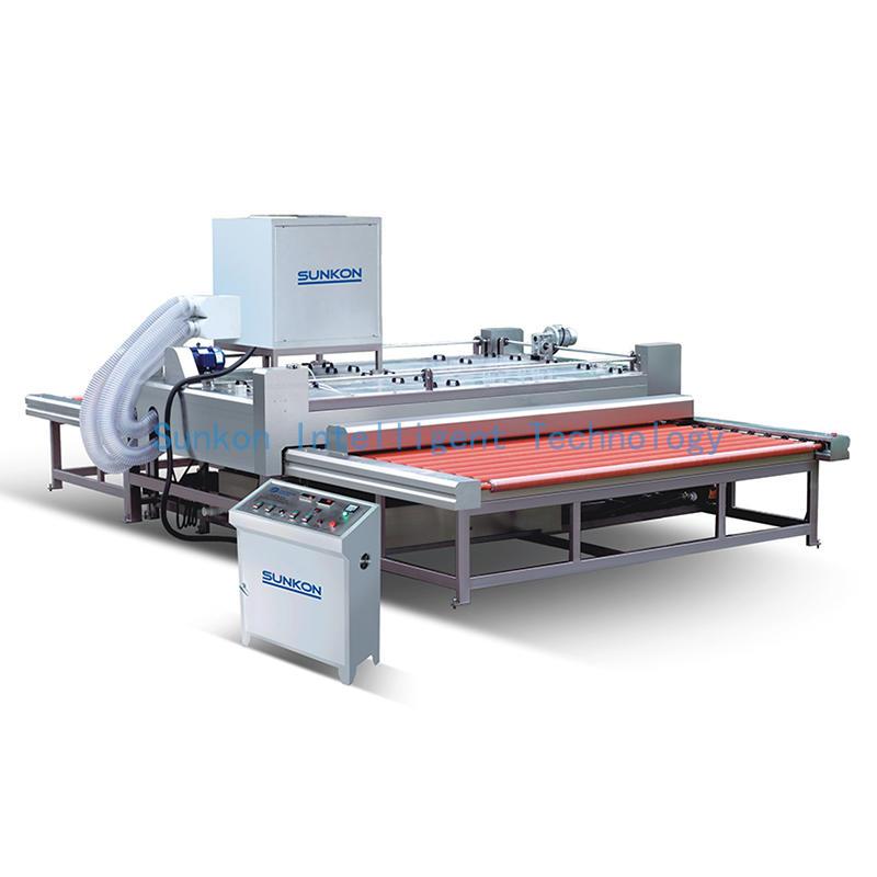 CGQX 2500 Glass Washing Machine