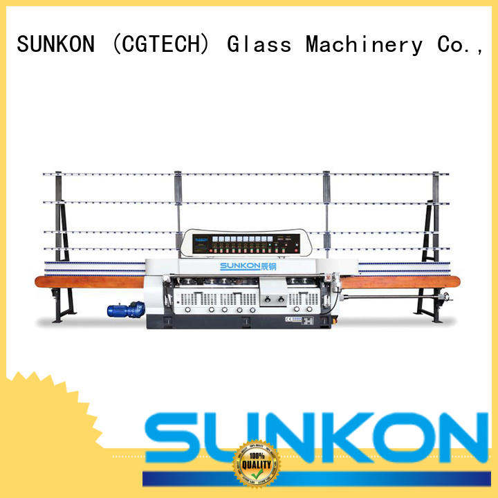 SUNKON model straight line edger customized for commercial