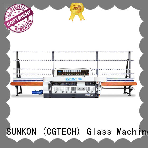 SUNKON straight line edger from China for plant
